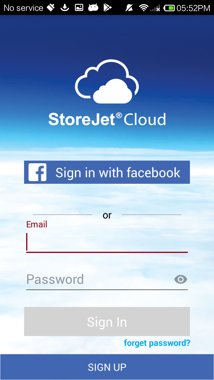 English (en) - StoreJet Cloud 110/210 Manual